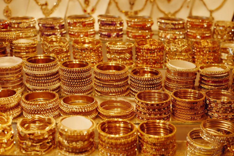 Gold jewelry, india wedding gold
