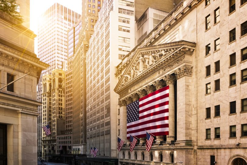 famous wall street building