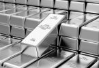 silver gold bars